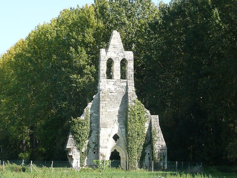 Photo du Monument Historique Eglise de Varenne situé à Louresse-Rochemenier