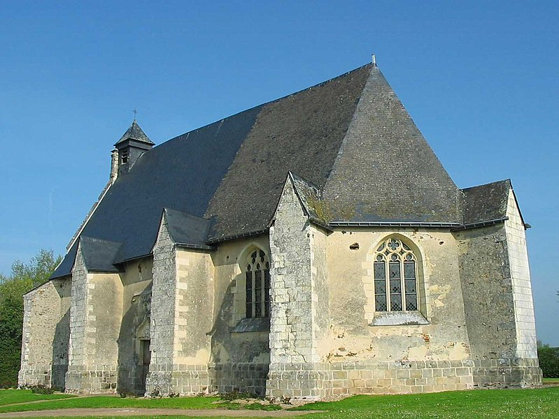 Photo du Monument Historique Chapelle Sainte-Emérance situé à La Pouëze
