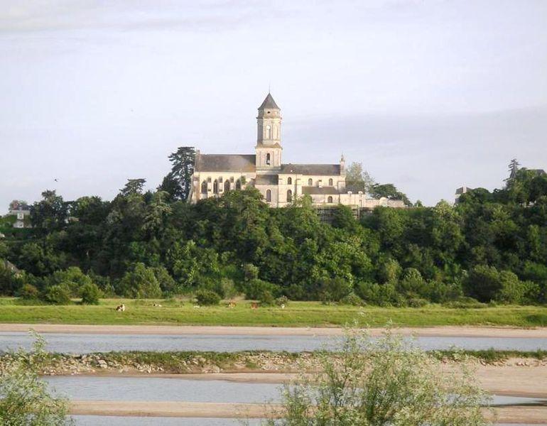 Photo du Monument Historique Ancienne abbaye situé à Saint-Florent-le-Vieil