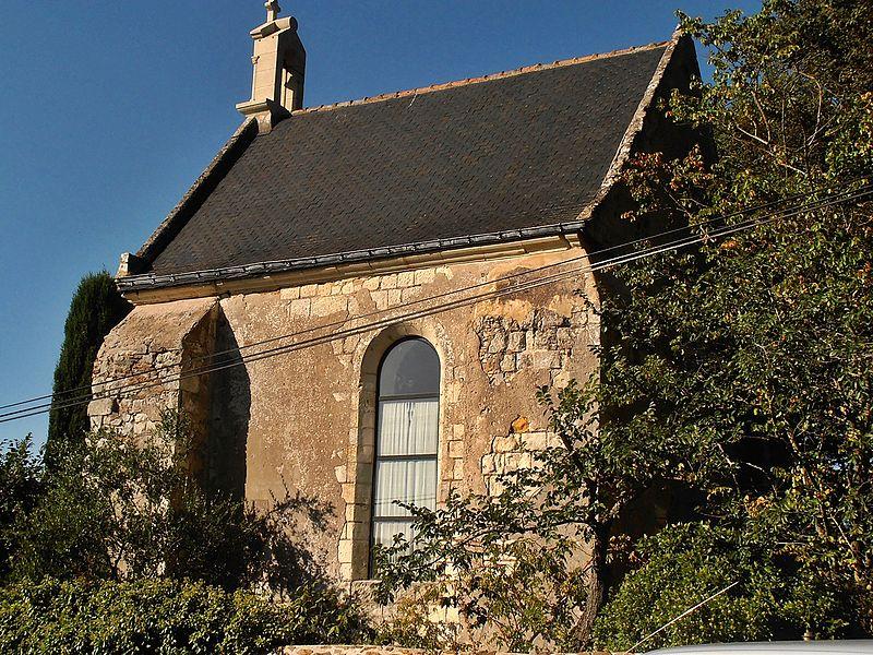 Photo du Monument Historique Chapelle Saint-Jean situé à Saint-Rémy-la-Varenne