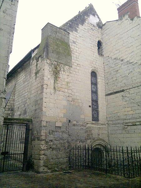Photo du Monument Historique Chapelle Saint-Jean situé à Saumur