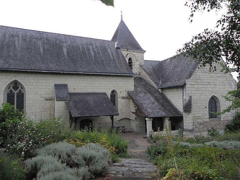 Photo du Monument Historique Eglise de Dampierre-sur-Loire situé à Saumur
