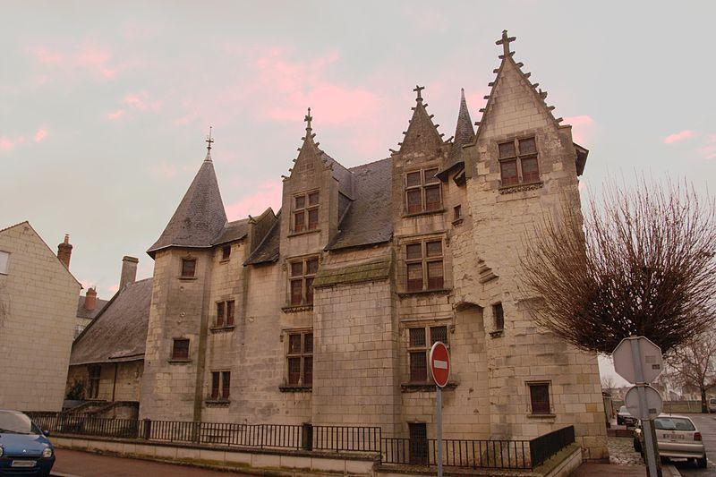Photo du Monument Historique Maison dite de la Reine de Sicile situé à Saumur