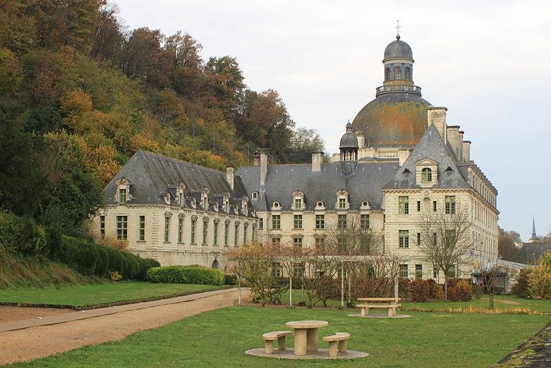 Photo du Monument Historique Maison de retraite de Notre-Dame des Ardilliers situé à Saumur