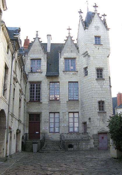 Photo du Monument Historique Maison des Rois situé à Saumur