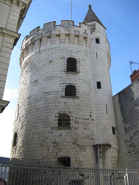 Photo du Monument Historique Tour Grénetière situé à Saumur