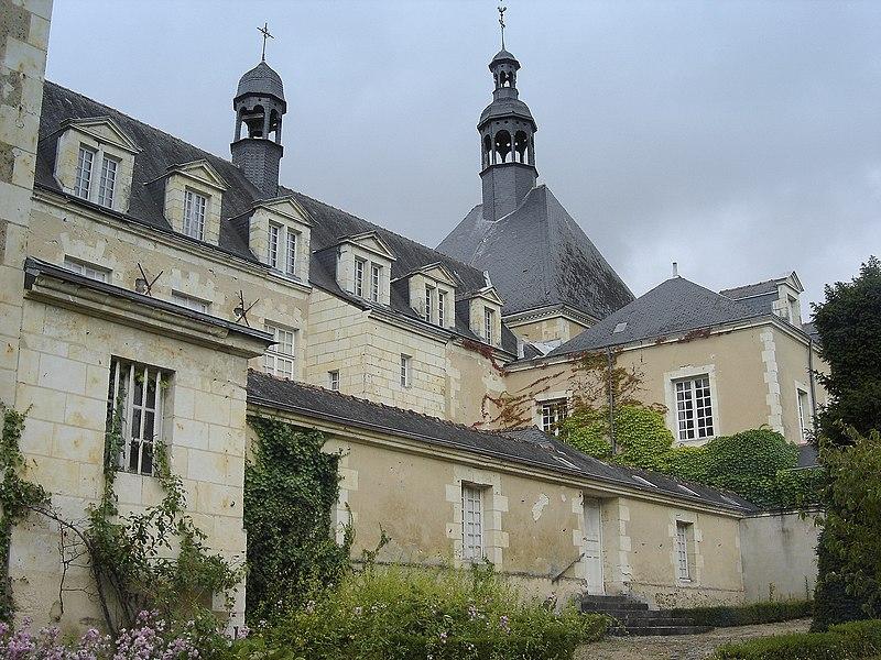 Photo du Monument Historique Hôtel-Dieu situé à Baugé