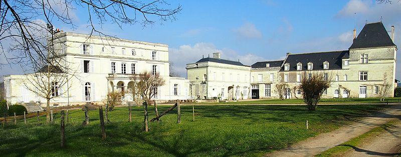 Photo du Monument Historique Domaine du Bellay situé à Allonnes