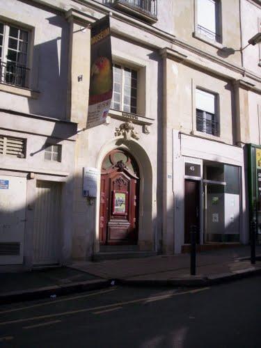 Photo du Monument Historique Hôtel Demarie, actuellement musée d'histoire naturelle situé à Angers