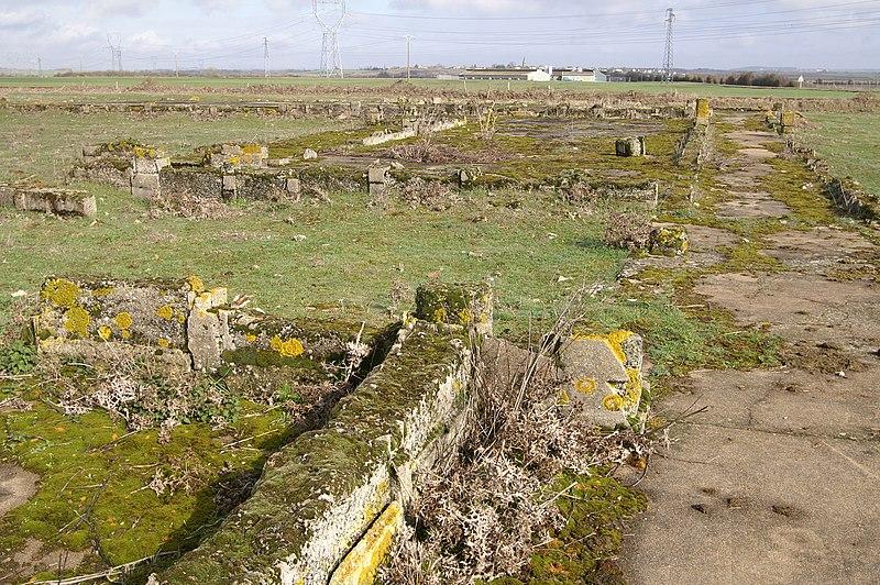 Photo du Monument Historique Ancien camp d'internement de tsiganes situé à Montreuil-Bellay