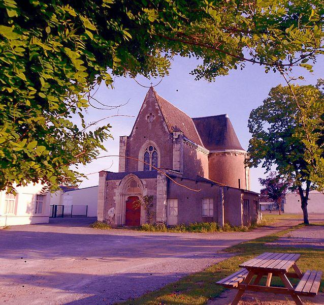 Photo du Monument Historique Chapelle Cathelineau situé à Saint-Florent-le-Vieil