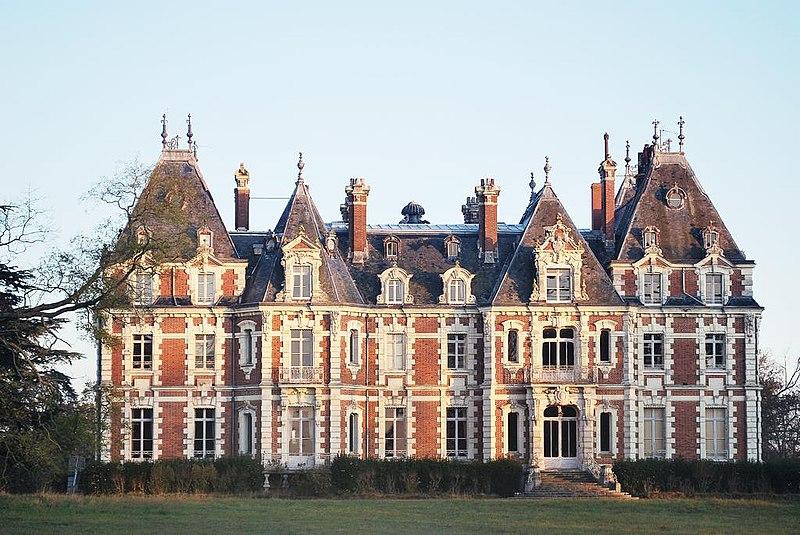 Photo du Monument Historique Château de la Jumellière situé à La Jumellière