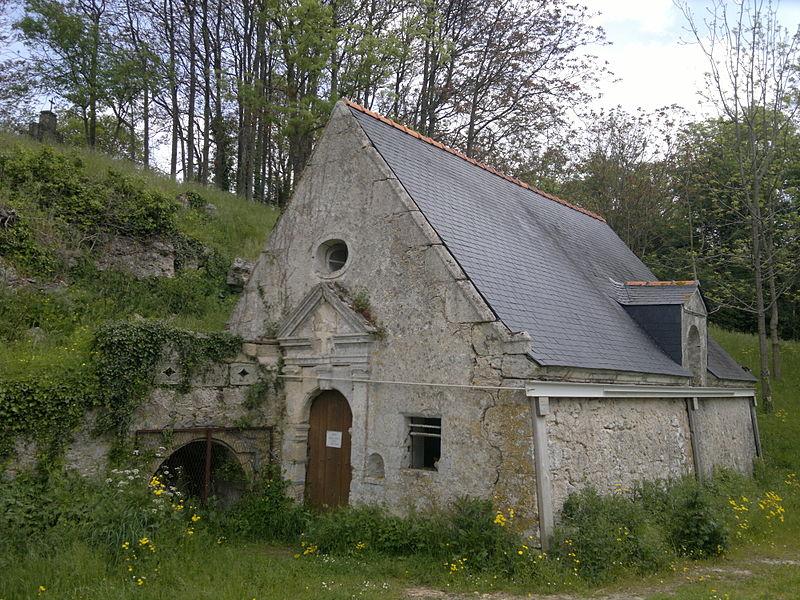 Photo du Monument Historique Chapelle Saint-Martin-des-Noyers situé à Terranjou