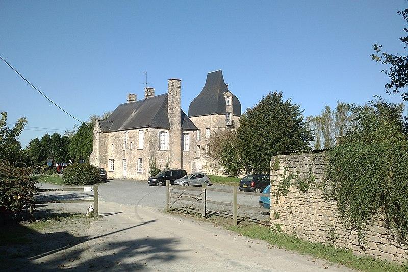 Photo du Monument Historique Château situé à Auvers