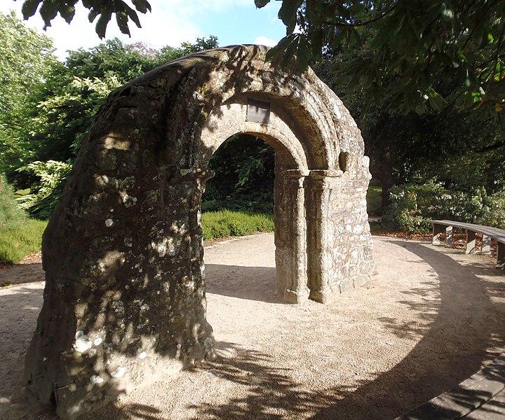 Photo du Monument Historique Chapelle Saint-Georges-de-Bouillé situé à Avranches