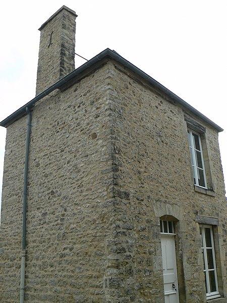 Photo du Monument Historique Ancienne loge maçonnique situé à Carentan