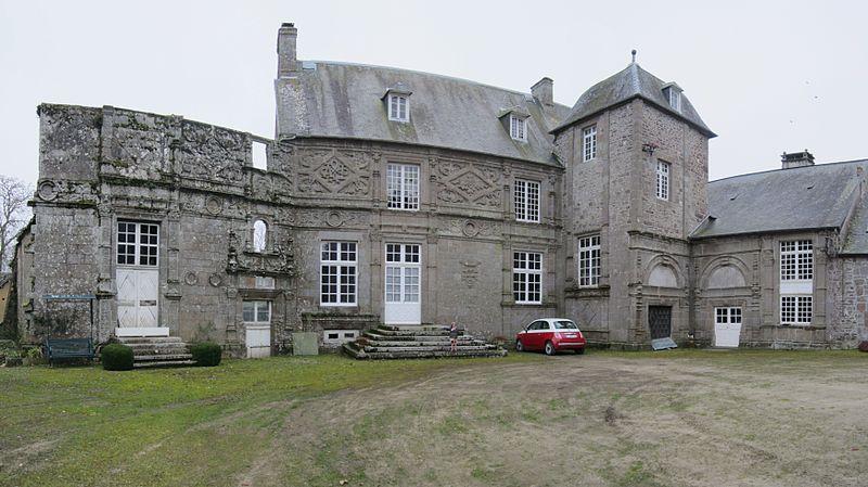 Photo du Monument Historique Château situé à Chanteloup