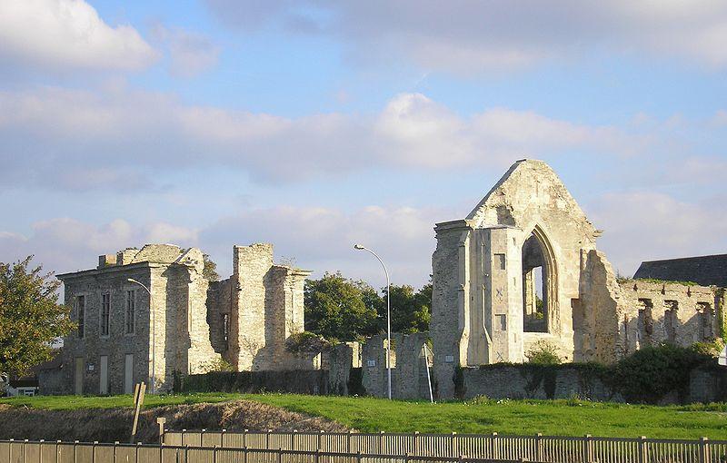 Photo du Monument Historique Ancienne abbaye Notre-Dame-du-Voeu à Octeville situé à Cherbourg