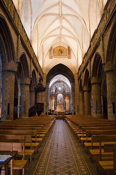 Photo du Monument Historique Basilique Sainte-Trinité situé à Cherbourg