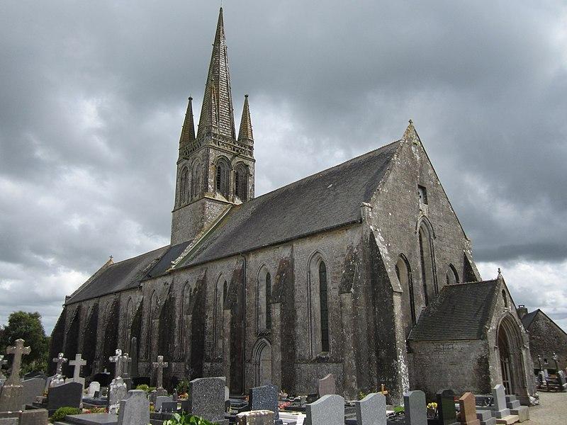 Photo du Monument Historique Eglise situé à Colomby