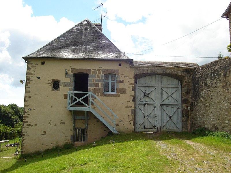 Photo du Monument Historique Ancien parc des Evêques de Coutances situé à Courcy
