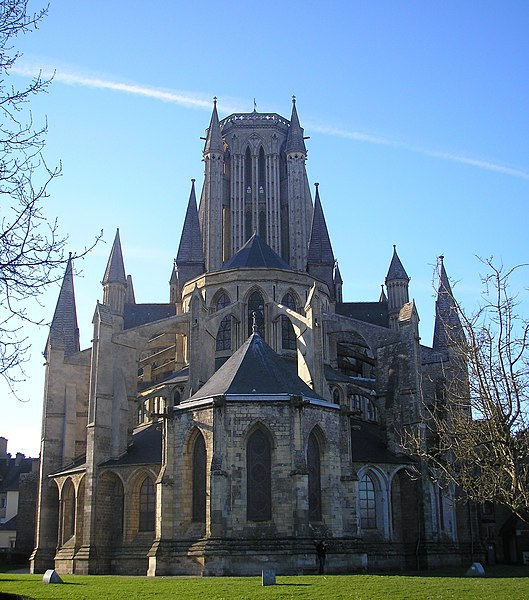 Photo du Monument Historique Cathédrale Notre-Dame situé à Coutances
