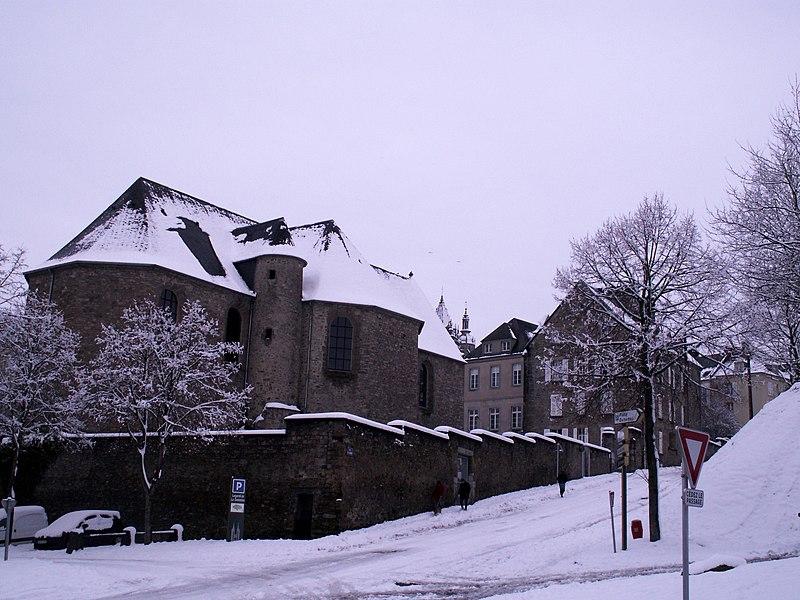 Photo du Monument Historique Chapelle du Lycée situé à Coutances