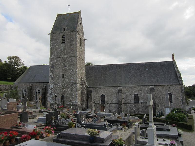Photo du Monument Historique Eglise situé à Gonneville
