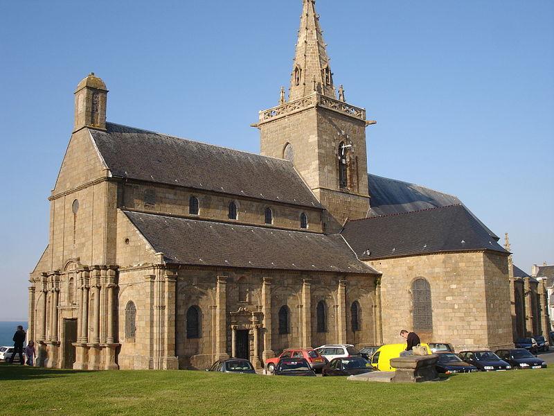 Photo du Monument Historique Eglise Notre-Dame situé à Granville