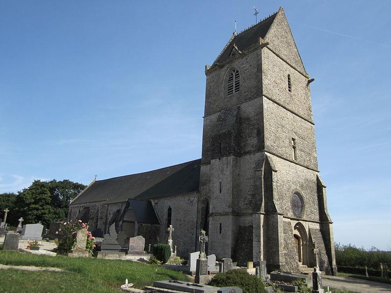 Photo du Monument Historique Eglise Notre-Dame situé à Magneville