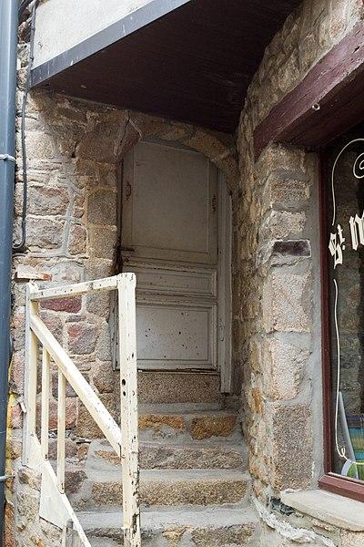 Photo du Monument Historique Ancienne Maison de l'Eperon situé à Mont-Saint-Michel (Le)