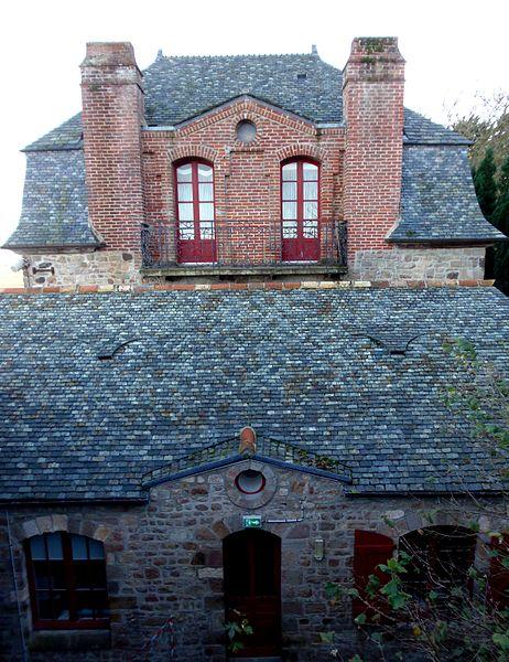Photo du Monument Historique Maison dite des Trois Etoiles situé à Le Mont-Saint-Michel