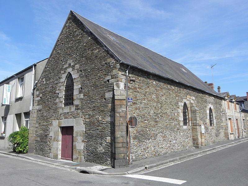 Photo du Monument Historique Ancien prêche protestant situé à Pontorson