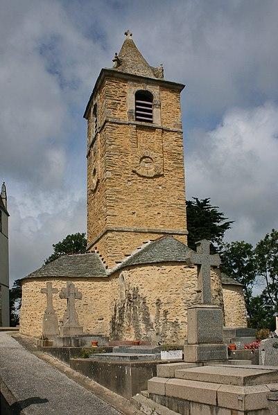 Photo du Monument Historique Chapelle Saint-Germain situé à Querqueville