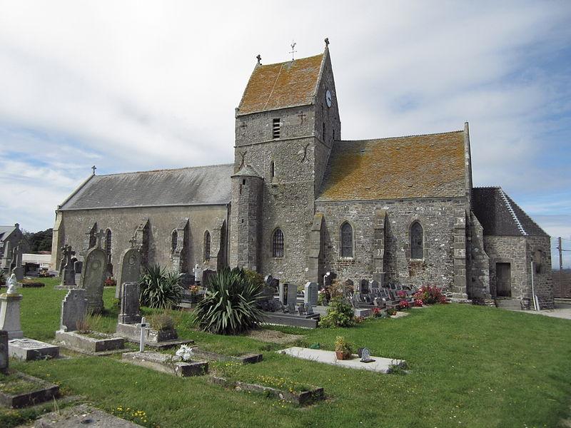 Photo du Monument Historique Eglise situé à Saint-Germain-le-Gaillard
