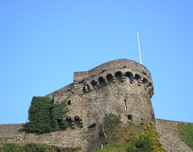 Photo du Monument Historique Poterne situé à Saint-Lô