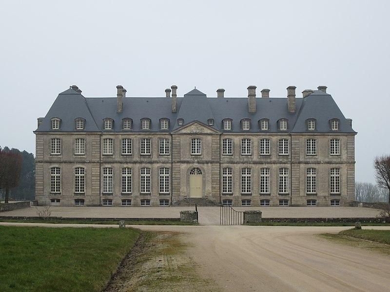Photo du Monument Historique Château situé à Saint-Pierre-Eglise