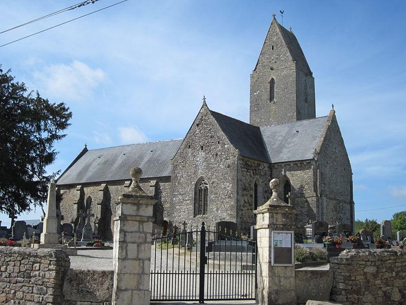 Photo du Monument Historique Eglise situé à Sortosville