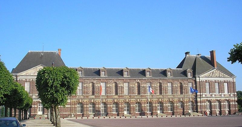 Photo du Monument Historique Château situé à Torigni-sur-Vire