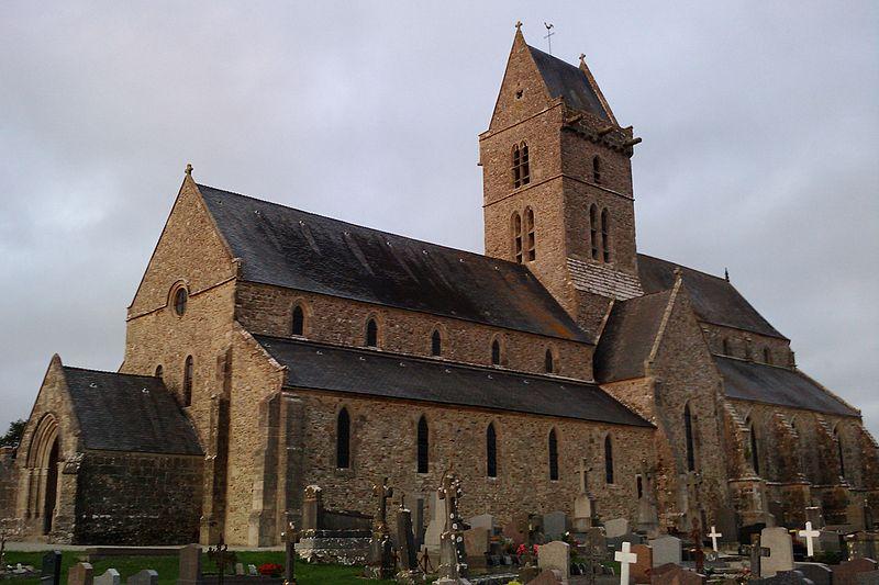 Photo du Monument Historique Eglise Saint-Pierre situé à Vesly