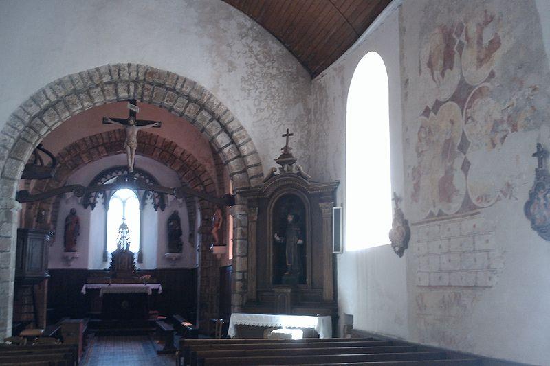 Photo du Monument Historique Eglise Saint-Pierre situé à Le Mesnil-Aubert