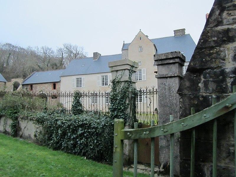 Photo du Monument Historique Pavillon de Grennevile situé à Crasville