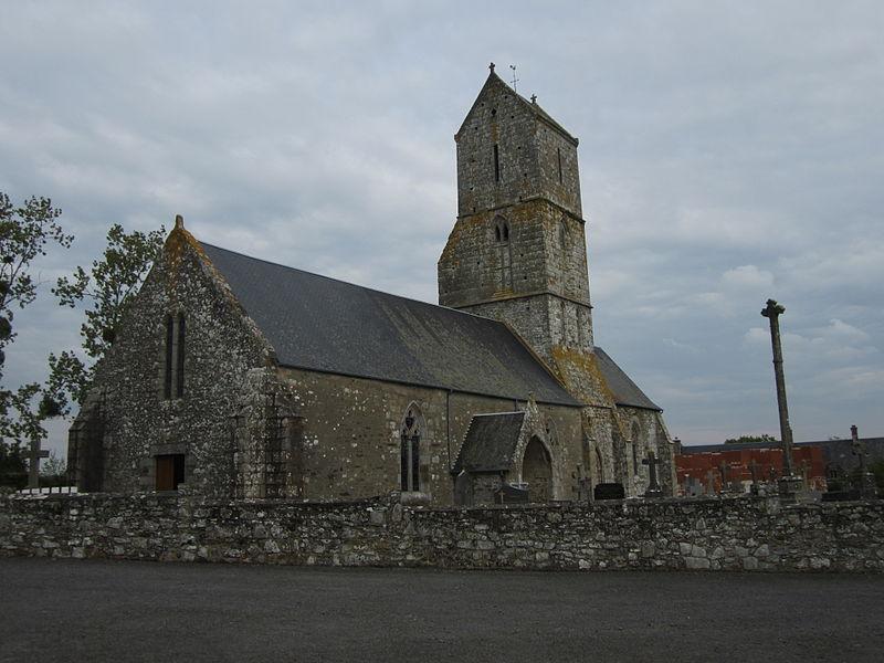 Photo du Monument Historique Eglise Saint-Médard situé à Dragey-Ronthon