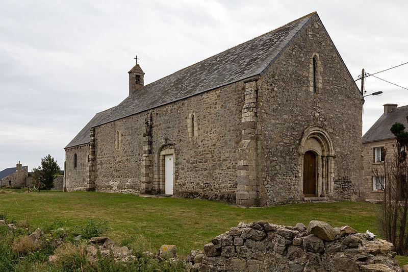Photo du Monument Historique Chapelle Saint-Eloi situé à Réville