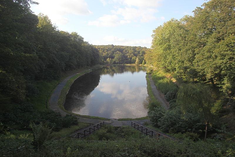 Photo du Monument Historique Domaine du château de Canisy situé à Saint-Gilles