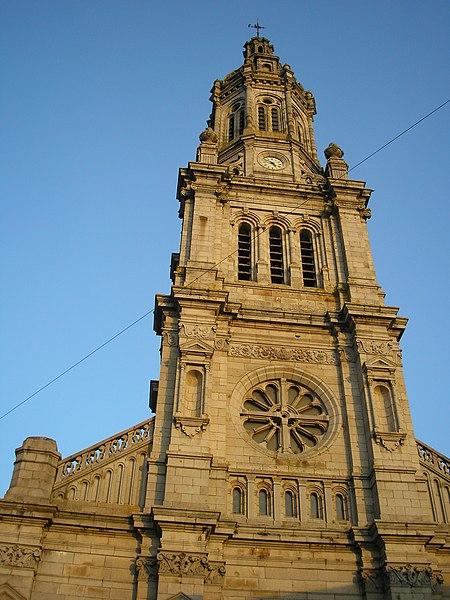 Photo du Monument Historique Eglise Saint-Gervais-Saint-Protais situé à Avranches