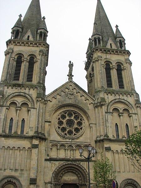 Photo du Monument Historique Eglise Notre-Dame du Voeu, à Octeville situé à Cherbourg