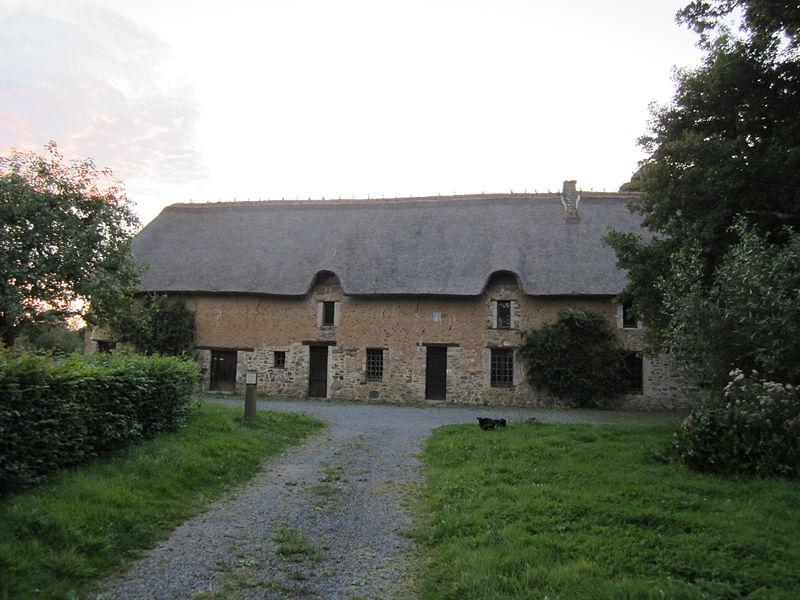 Photo du Monument Historique Ancienne ferme dite maison des marais, actuellement écomusée situé à Marchésieux