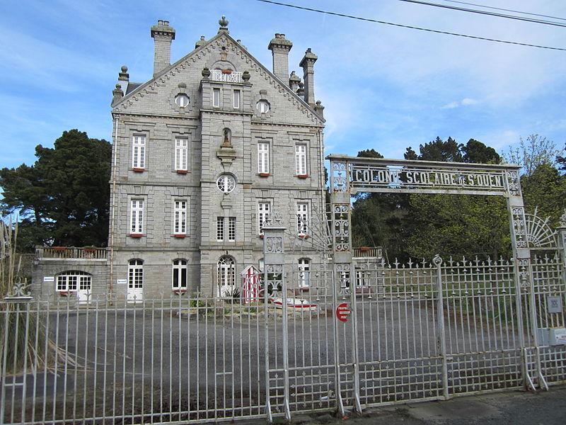 Photo du Monument Historique Colonie de vacances de la ville de Saint-Ouen situé à Jullouville