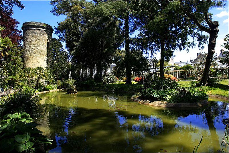 Photo du Monument Historique Domaine Emmanuel Liais situé à Cherbourg-Octeville